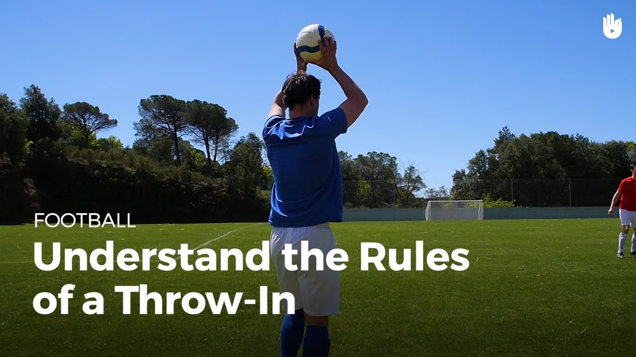 How to learn to play football Rules of football 19