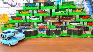 Cars Welly Unboxing on the table Review cars