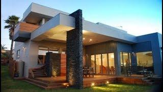 30 Best House Exterior Design Ideas Latest Collections 2017, Contemporary House Exterior Design Idea