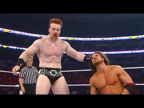 FULL-LENGTH MATCH - Raw - John Morrison vs. Sheamus - 2010 King of the Ring Finals