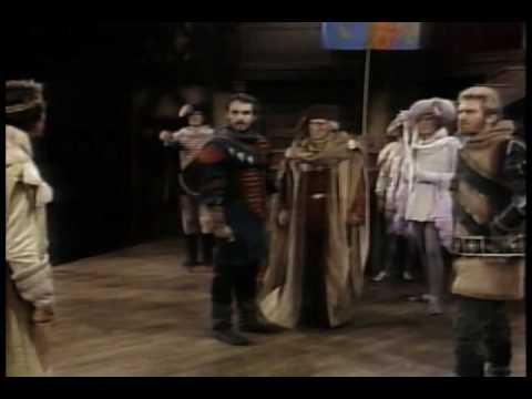 """Paul Shenar in """"Richard II"""" Clips #3"""