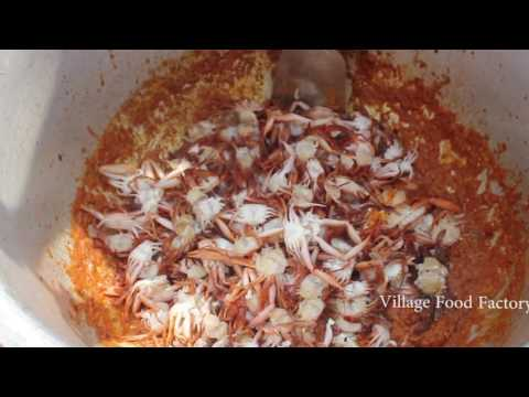 Copy of CRAB Rain!!!! / Using 500 CRABS / Prepared by my Daddy