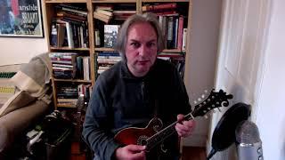 The Foxhunters (reel) on mandolin