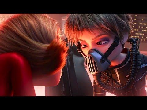 Incredibles 2 (2018) - Final Battle Scene