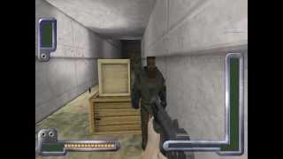Half-Life Alpha v 0.52 - Deathmatch Gameplay