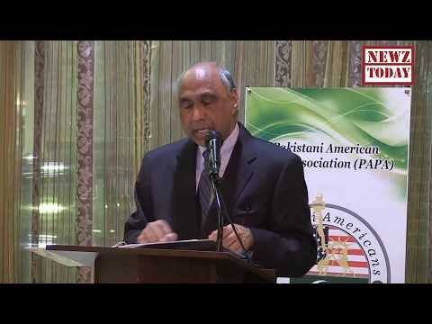 Frank Islam Speech about Democracy and Role of Freedom of Press