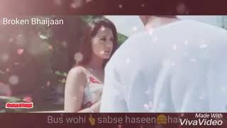 Kal Ho Na Ho... Whatsapp status video.