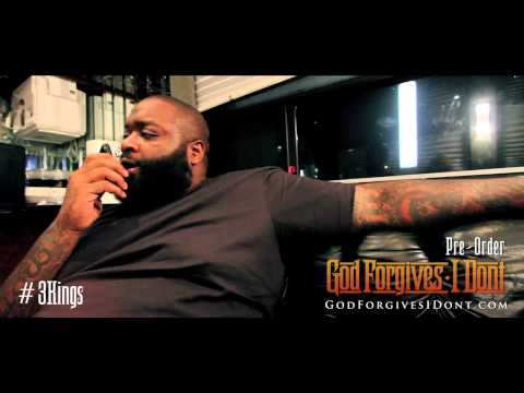 "Rick Ross ""God Forgives, I Don't"" Promo Tour Vlog Part 3 feat. Gunplay"
