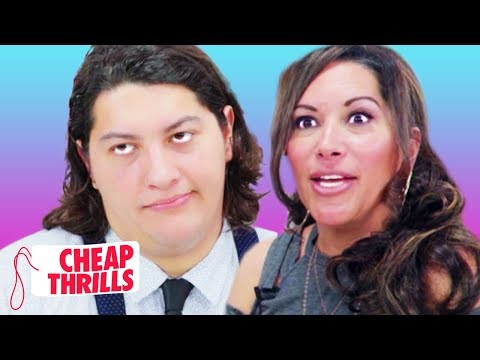 Tabasko's Mom Buys His Outfit | Cheap Thrills