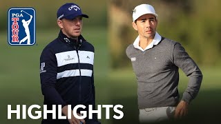 Highlights | Round 1 | The RSM Classic 2020