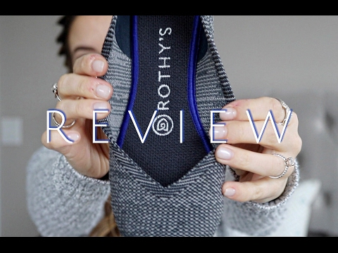 Rothy's Review!