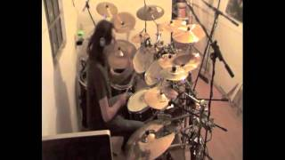 Amon Amarth Medley - Drum Cover