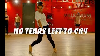 ARIANA GRANDE | NO TEARS LEFT TO CRY | BLAKE MCGRATH CHOREOGRAPHY Video