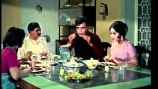 Mehmood and Omprakash in Pyar Kiye Jaa