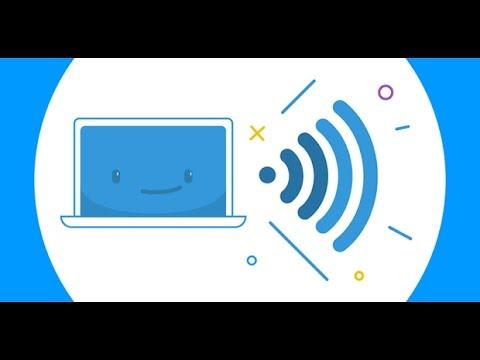 Como Compartir Internet De Tu Pc A Dispositivos Con WiFi Sin Programas 2017