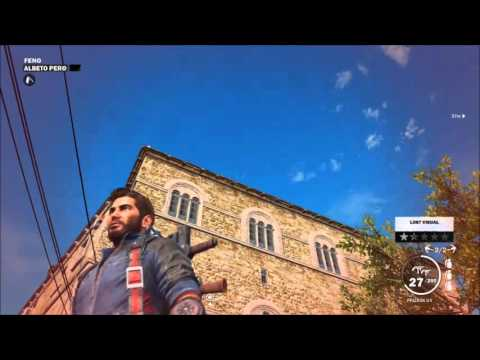let's play just cause 3 episode 4 more liberation