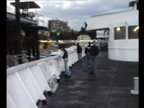 Ferry Victoria (BC) - Port Angeles (USA), Hurricane Ridge (Olympic NP)  00:09:45