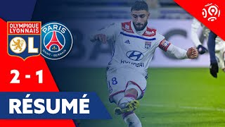 Résumé OL - PSG 2019 |Ligue 1| Olympique Lyonnais