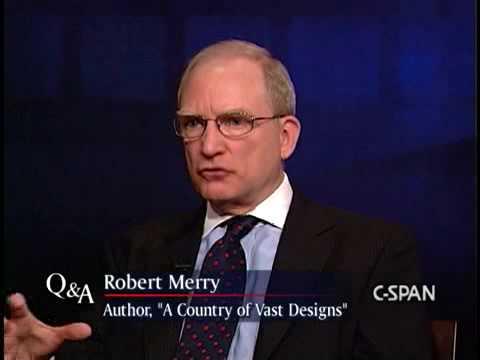 Q&A: Author Robert Merry