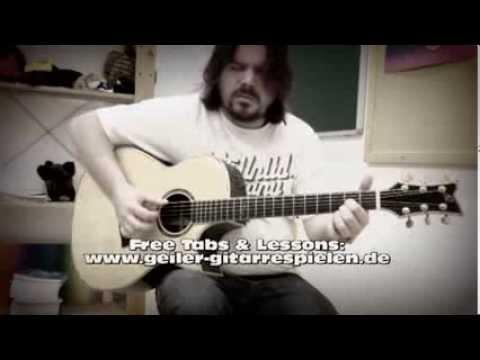 Julia - Fingerstyle-Song von Gerald Feind