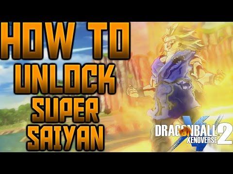 How to Unlock Super Saiyan in Dragon Ball Xenoverse 2 [Full Details]