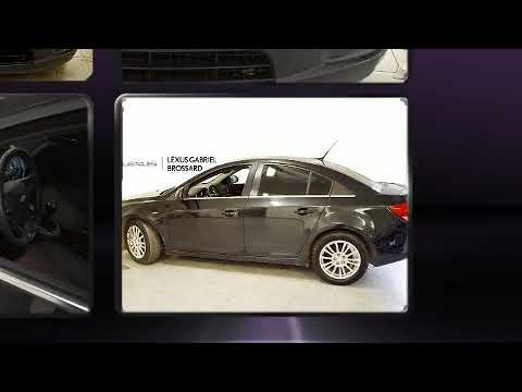 2012 Chevrolet Cruze ECO A/C BLUETOOTH