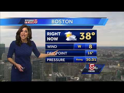 Video: Significant weekend snowfall in forecast
