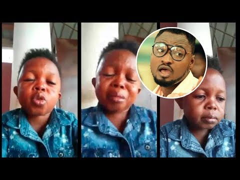 DON LITTLE Cries & Begs FUNNY FACE To Forgive His Ungratefulness 😥