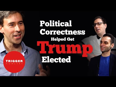 Political Correctness Helped Get Trump Elected
