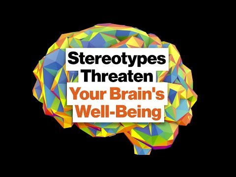Stereotypes Threaten Your Brain's Well-Being: Memory, Anxiety, Motivation | Valerie Purdie Greenaway