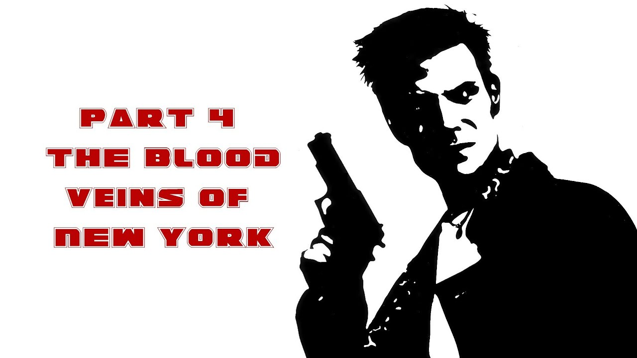 Max Payne Dead on Arrival No Damage Challenge #4 - The Blood Veins of New  York