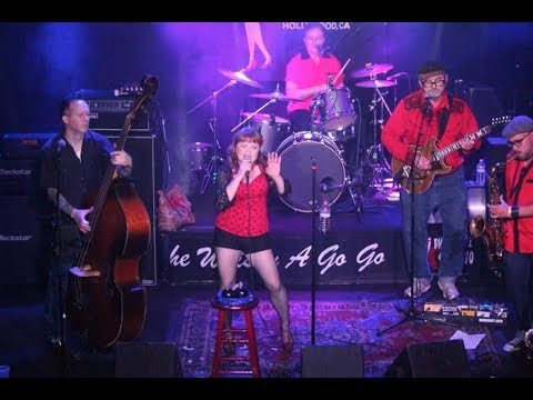 Aileen Quinn & the Leapin' Lizards  Tomorrow  Live at the Whisky a go go
