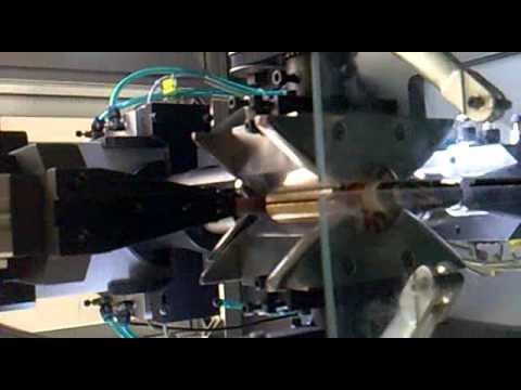 slot commutator armature winding machine-Ningbo Hi-tech WEDE Motor Machines Co.,Ltd