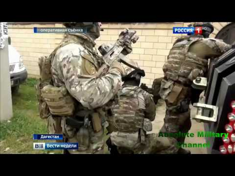 Spetsnaz vs ISIS. Tactical Action in the Caucasus