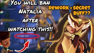 Natalia Revamp/ Rework is INSANE!! MOBILE LEGENDS