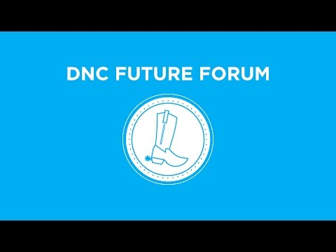 DNC Future Forum - Houston, TX