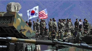US and ROK kick off joint drills amid tensions over DPRK