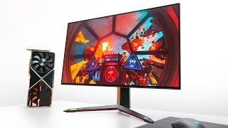 This Monitor Does Almost Everything - 4K/144Hz LG 27GN950 Review