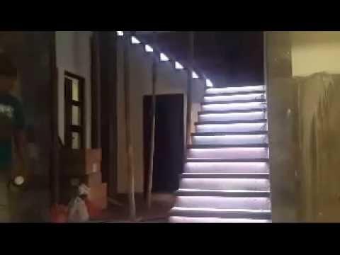 K Mote Home Automation Stairs Illumination Youtube