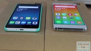 Xiaomi Mi4i vs Mi4 - What