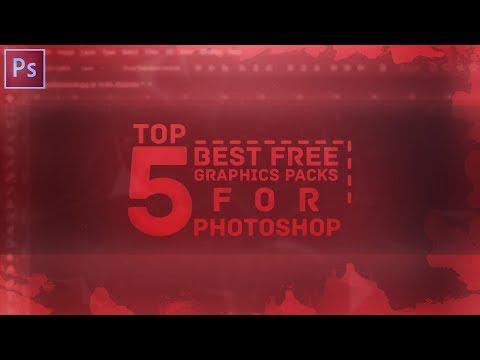 Photoshop Gfx Packs