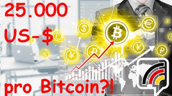 25.000 USD pro Bitcoin! | BTC-Kurs stabil? | Ethereum-High! | Bitcoin-News KW 7 - 2017