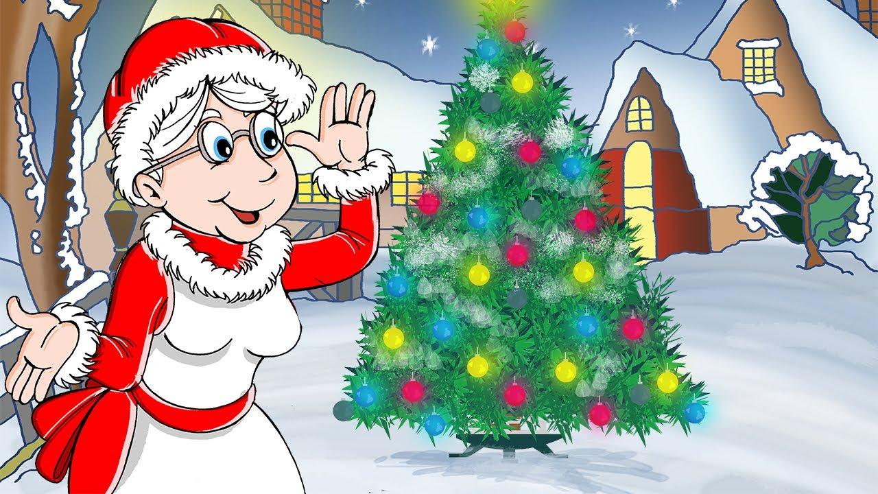 Papai Mamae Noel Gledlig Jol Feliz Natal Video Infantil
