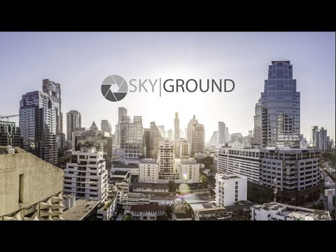 DOF |GROUND REEL 2016 photograph & film service for real-estate & architecture, Bangkok Thailand