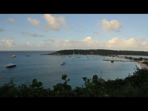 Timelapse of Sandy Ground, Anguilla