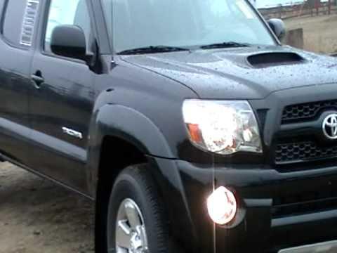 Toyota Tacoma Trd Sport >> 2011 TOYOTA TACOMA CREW CAB 4x4 $29986 TRD SPORT BLACK ...
