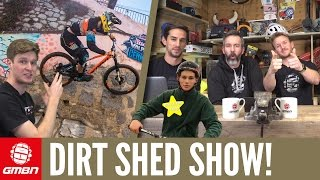 Does Mountain Biking Belong In The Streets? | Dirt Shed Show Ep. 103