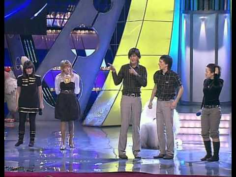 КВН Высшая лига (2008) 1/8 - Федор Двинятин - Приветствие