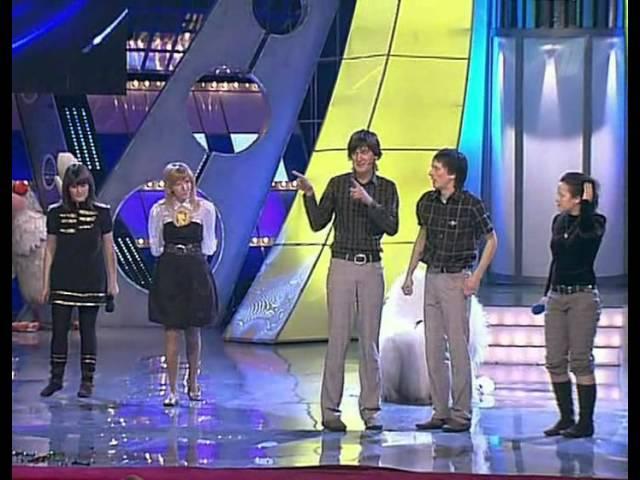 КВН Высшая лига (2008) 1/8 — Федор Двинятин — Приветствие