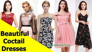 50 Beautiful Cocktail Dresses For Women S3